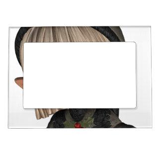 Elf for Christmas Magnetic Frame