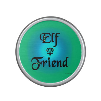 """Elf Friend"" Bumpster Speaker"