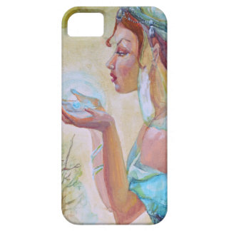 Elf girl iPhone 5 cover