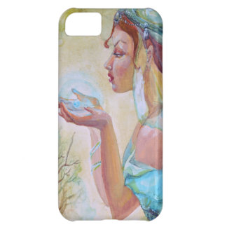 Elf girl cover for iPhone 5C
