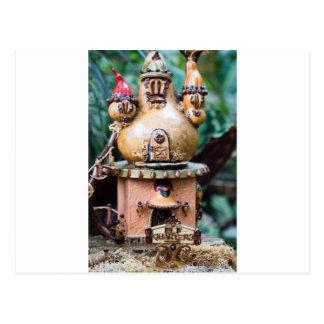 Elf House Postcard