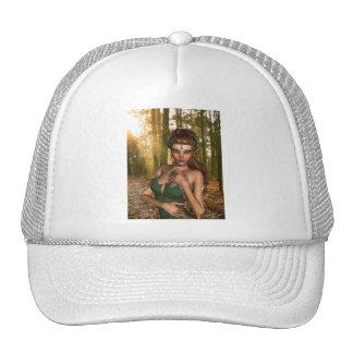 Elf in Woods Baseball Hat