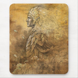 Elf King Mouse Pad