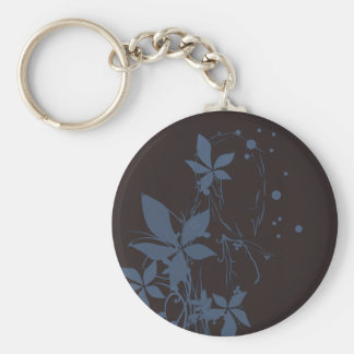 Elf Leaves Items Keychain