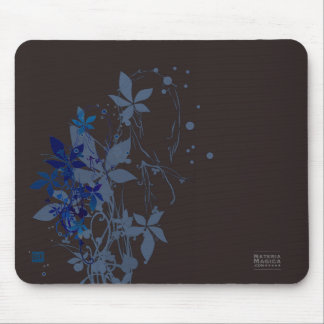 Elf Leaves Items Mouse Pad