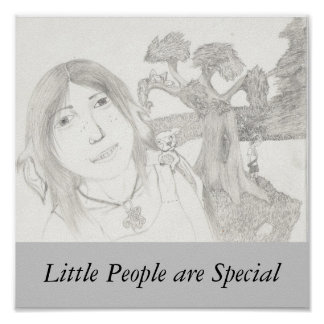 elf, Little People are Special POSTER