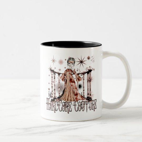 Elf Magic Two-Tone Coffee Mug