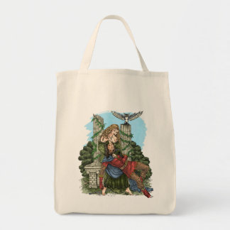 Elf Maiden and Knight Bag