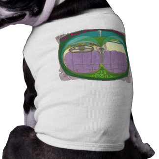 ELF MOBILE LightSpeedster Sleigh Dog 500 Shirt
