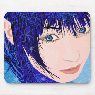 elf mouse pad