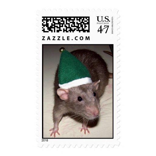 Elf Noah Stamp