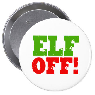 ELF OFF SIGN -.png Pin