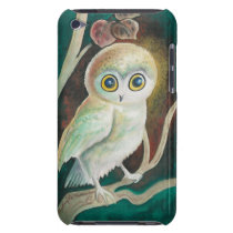 Elf Owl On Autumn Branch Barely There iPod Cover