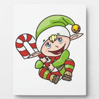 Elf Plaque