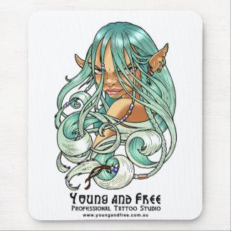 Elf Queen Mouse Pad