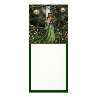 Elf Queen Rack Card