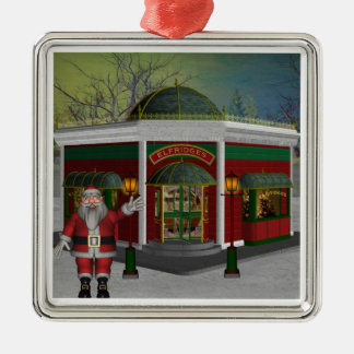 Elf-ridge Ornament