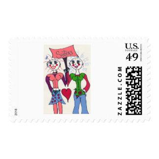 Elf Sister #2 Stamps