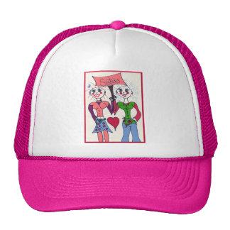 Elf Sisters Trucker Hat