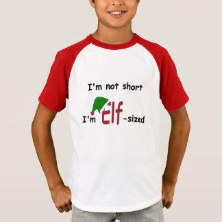 Elf - Size Shirt
