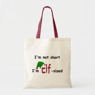 Elf - Sized Tote Bag