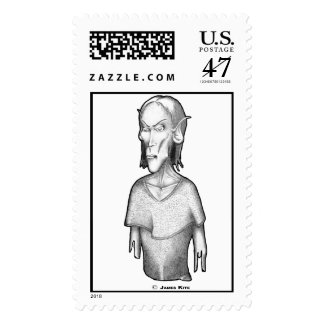Elf Stamp