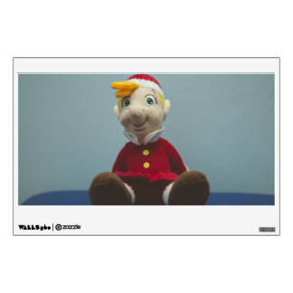 Elf  toy wall decals
