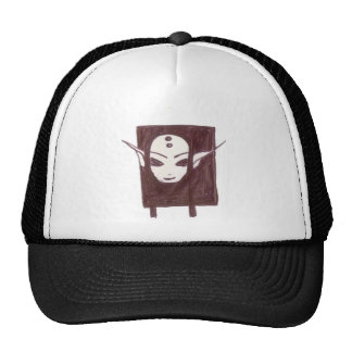 ELF TRANS TRUCKER HAT