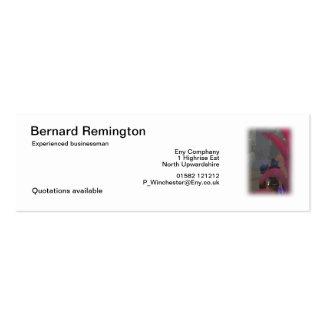 Elf traveller business card template