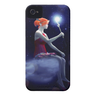 Elf Wand iPhone 4 Cases