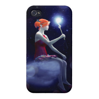 Elf Wand iPhone 4/4S Cases