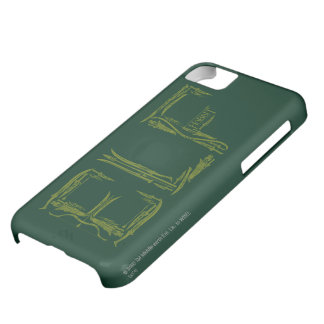 Elf Weapons Collage Case For iPhone 5C