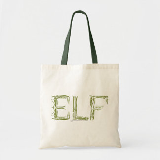 Elf Weapons Collage Tote Bag