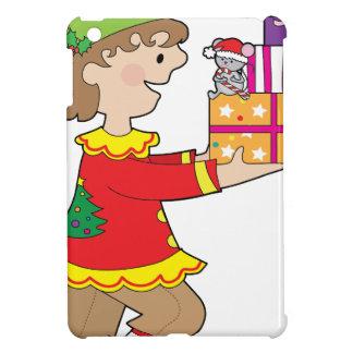 Elf with Present iPad Mini Case