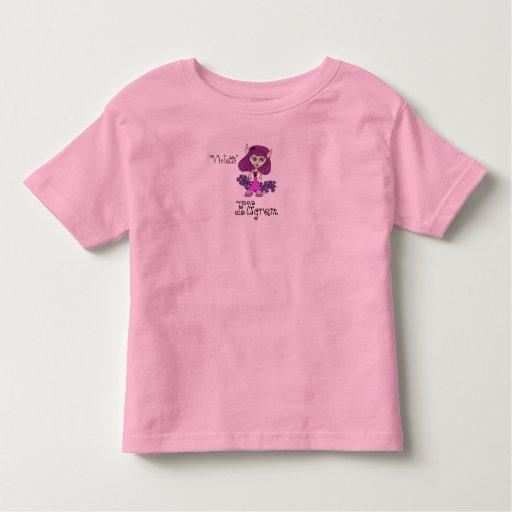 """Elfgrem, camiseta de """"Violetti"""" Remeras"""