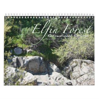 Elfin Forest Calendar