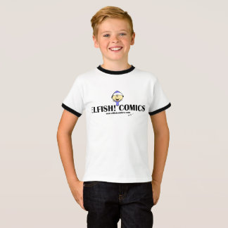 ELFISH! Kid's and Toddler's T-shirts