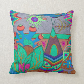Elfo Throw Pillow