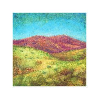elgin, arizona canvas print