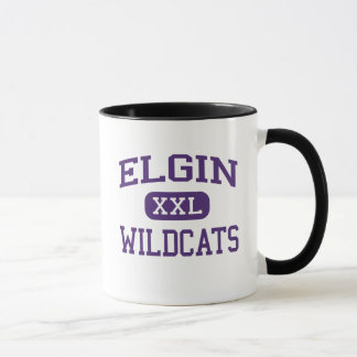 Elgin - gatos monteses - High School secundaria de