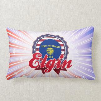 Elgin, OR Throw Pillows