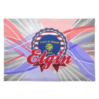 Elgin, OR Place Mat