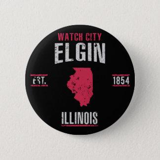 Elgin Pinback Button