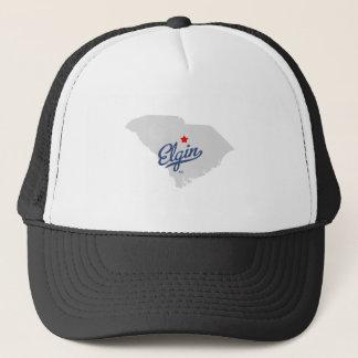 Elgin South Carolina SC Shirt Trucker Hat