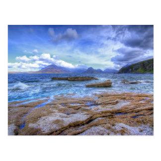 Elgol, isla de Skye Tarjetas Postales