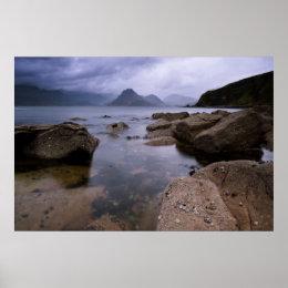 Elgol, Isle of Skye print