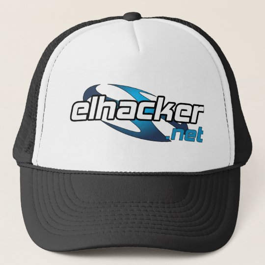 elhacker.net trucker hat