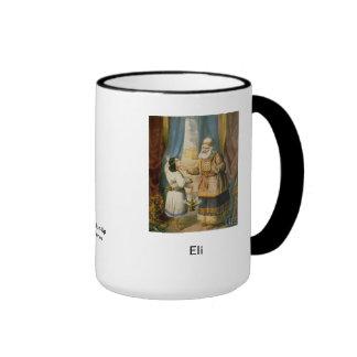 Eli  1 Samuel 2  12-36 Mug