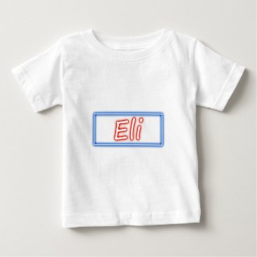 Toddler & Baby themed Eli Baby T-Shirt