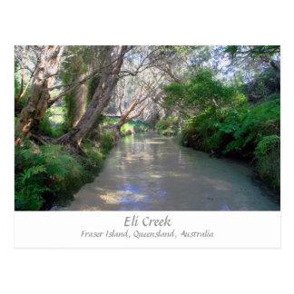 Eli Creek, Fraser Island, Australia - Postcard